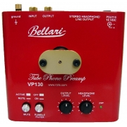 Bellari VP130 Tube Phono Preamp and Headphone Amplifier