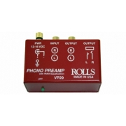 Bellari by Rolls VP29 Solid State Phono Preamp