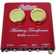 Bellari mt502 Moving Coil Step-up Transformer (Display Model)