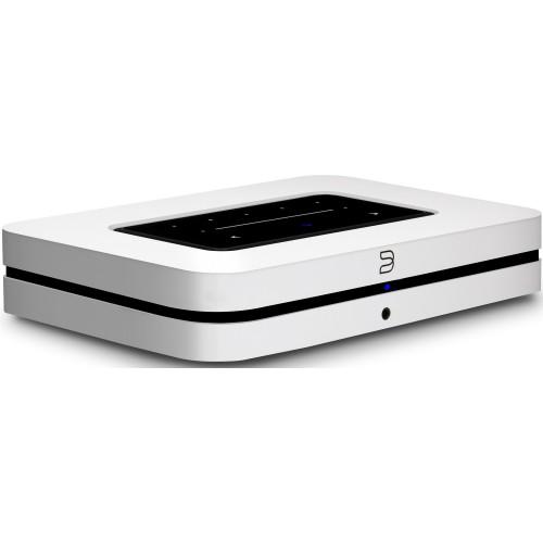 Bluesound NODE Wireless Multi-Room Hi-Res Music Streamer (White)