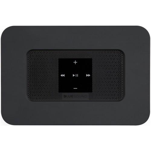 Bluesound Node 2i Wireless Multi-Room Hi-Res MQA Music Streamer (Black)