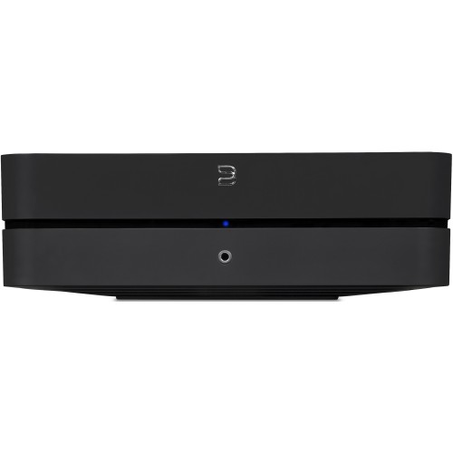 Bluesound POWERNODE Wireless Multi-Room Music Streaming Amplifier (Black)