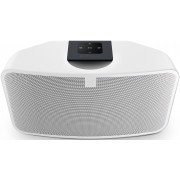 Bluesound PULSE MINI 2i Compact Wireless Multi-Room Music Streaming Speaker (White)