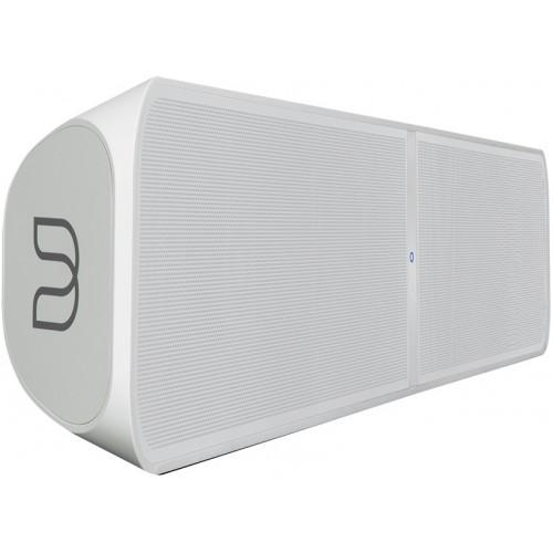 Bluesound PULSE SOUNDBAR+ Wireless Streaming Sound System (White)