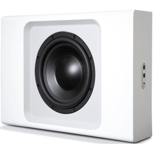 Bluesound PULSE SUB+ Wireless Powered Subwoofer (White)