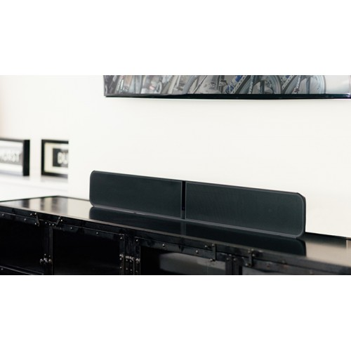 Bluesound PULSE SOUNDBAR 2i Wireless Streaming Multi-Room Sound System (Black)
