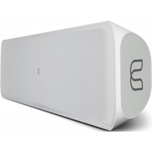 Bluesound PULSE SOUNDBAR 2i Wireless Streaming Multi-Room Sound System (White)