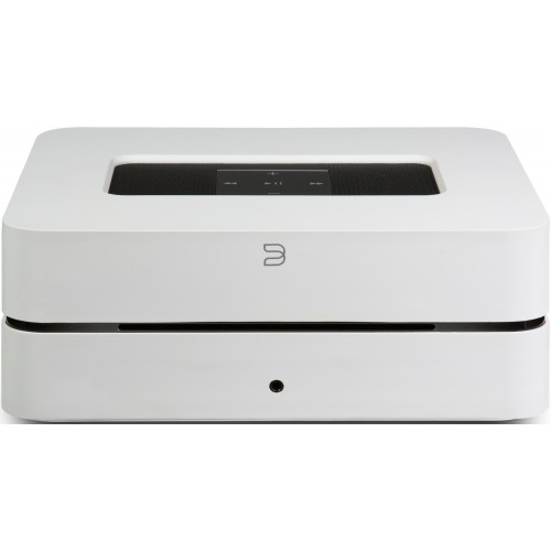 Bluesound VAULT 2i High-Res 2TB Network Hard Drive CD Ripper and Streamer (White)