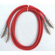 Burson Audio 1.2 meter Cable+ Pro RCA Cables (Made with Canare Cable)