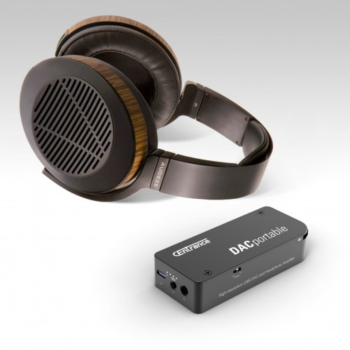 CEntrance DACportable USB DAC and Headphone Amplifier