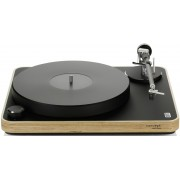 Clearaudio Concept Active Turntable with Internal Phono Preamp & Headphone Amp (Light Wood)
