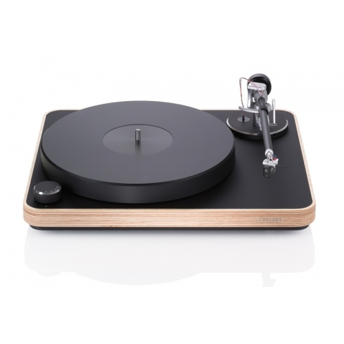 Clearaudio Concept Wood Turntable with Maestro V2 Cartridge and Satisfy Black Tonearm (Display Model)