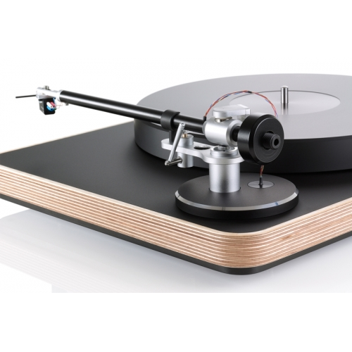 Clearaudio Concept Wood Turntable with Concept MC Cartridge