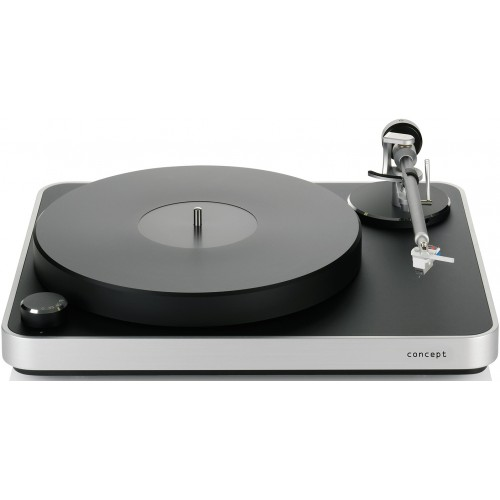 Clearaudio Concept Turntable (Tonearm and Cartridge Options Available)