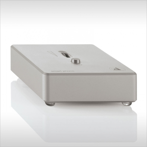 Clearaudio Smart Phono v2 Phono Stage (Silver)