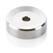 Clearaudio 45RPM Stainless Steel Adapter AC069