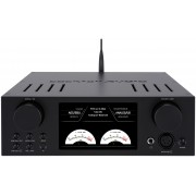 Cocktail Audio HA500H Hybrid Headphone Amp/Preamp/Asynchronous USB DAC (Black)
