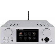 Cocktail Audio HA500H Hybrid Headphone Amp/Preamp/Asynchronous USB DAC (Silver)