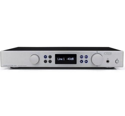 Creek Audio Evolution 50A Integrated Amplifier EVO50A (Display Model)