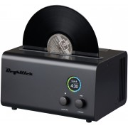 Degritter RCM Ultrasonic Record Cleaning Machine (Black)