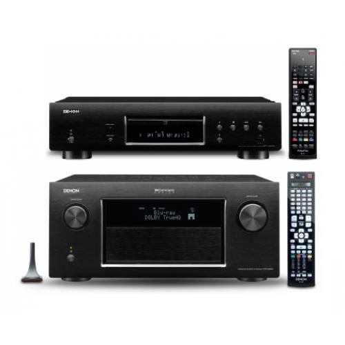 denon avr 4520ci av receiver and dbt 3313udci blu ray player bundle. Black Bedroom Furniture Sets. Home Design Ideas