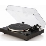 Dual CS 418 Manual 3-Speed Turntable with 2M Red Cartridge