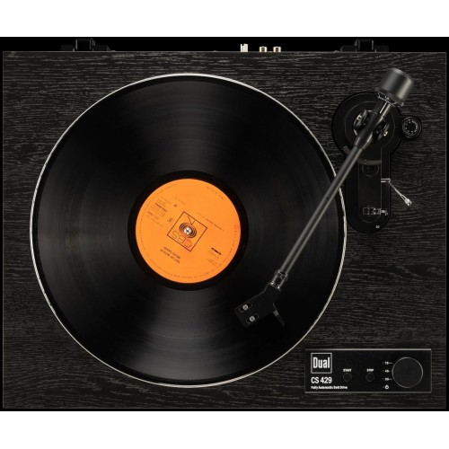 Dual CS 429 Fully-Automatic 3-Speed Turntable with 2M Red Cartridge
