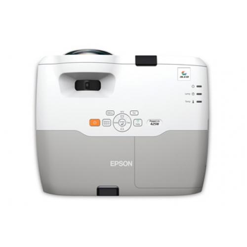 Epson PowerLite 425W WXGA 3LCD Projector