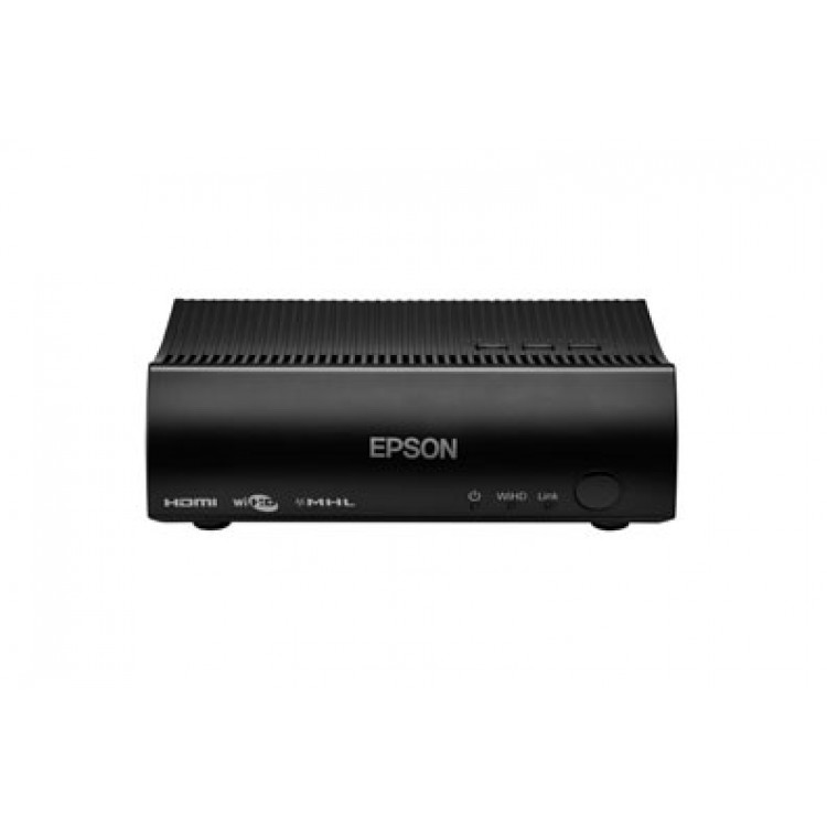 how to connect epson wireless projector