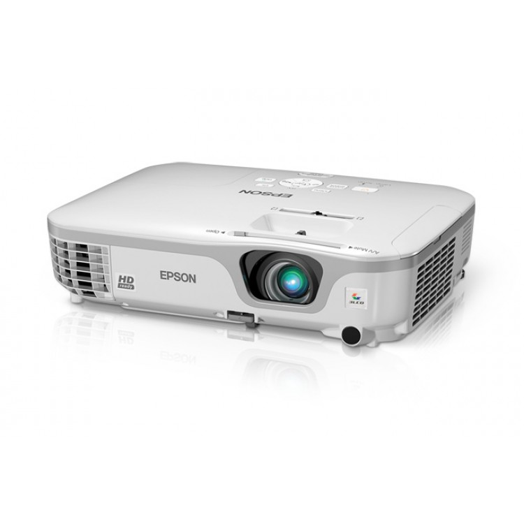 Hd Projector Full Color 720p 2400 Lumens Digital Tv Single: Epson Home Cinema 710HD 720p 3LCD Projector