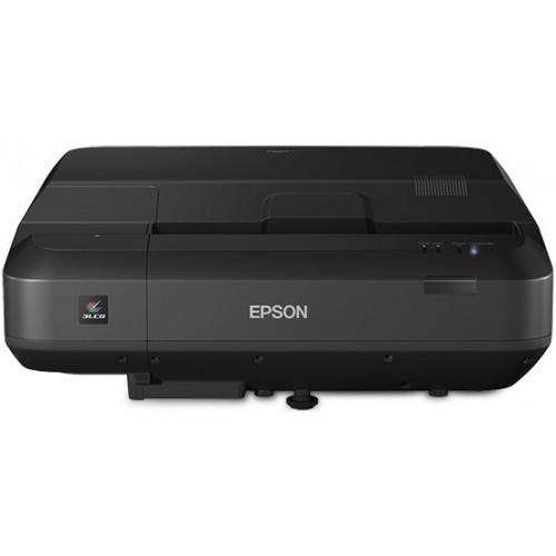 Epson Home Cinema LS100 Full HD 3LCD Ultra Short-throw Laser Projector