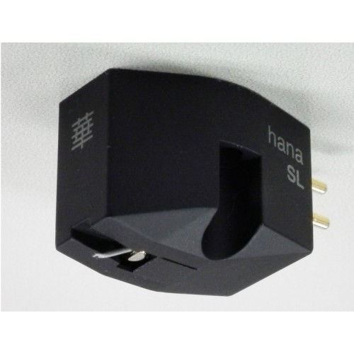Hana SL Low-Output MC Cartridge with Shibata Stylus