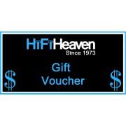 Hi-Fi Heaven Gift Voucher