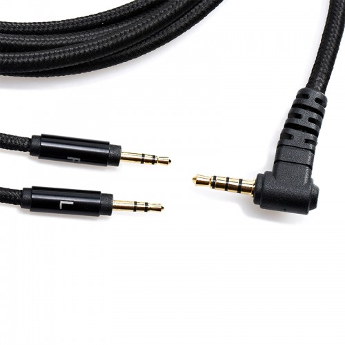 HiFiMAN Crystalline Balanced Cable (1.5m / 3.5mm TRRS Plug)