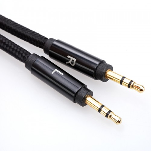 HiFiMAN Crystalline Balanced Cable (3m / 4 pin XLR plug)