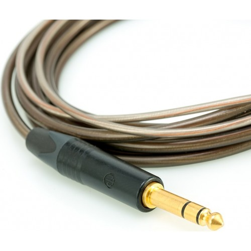 "HiFiMAN Crystalline Copper-Silver Cable for HE1000 V2 (1/4"", 6.35mm plug)"