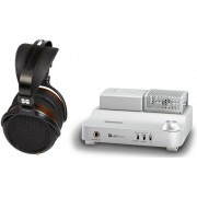 HiFiMAN HE560 Headphone and EF100 Amp Combo