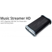 HRT Music Streamer HD Top of the Line USB DAC
