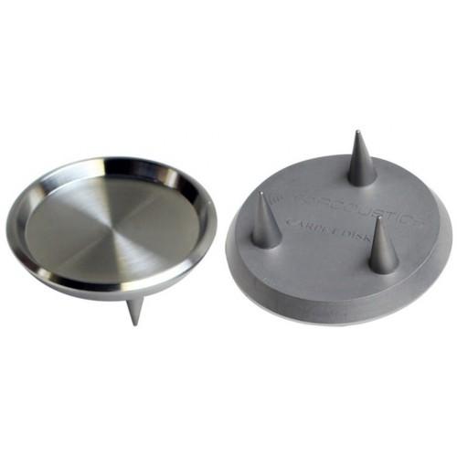 IsoAcoustics GAIA I Carpet Disks for GAIA I Speaker Isolation Feet (4-Pack)