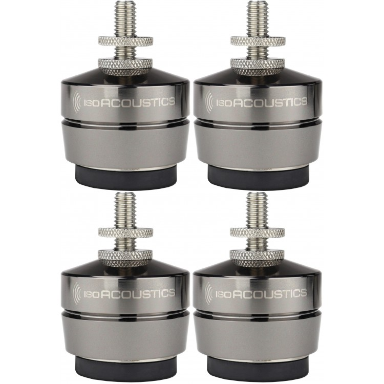 Set of 4 IsoAcoustics GAIA III Threaded Speaker Isolation Feet