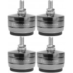 IsoAcoustics GAIA TITAN-RHEA Stainless-Steel Speaker Isolation Feet/Stands (4-Pack)