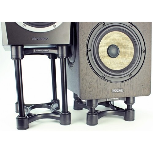 IsoAcoustics ISO-155 Speaker Isolation Stands (2-Pack)