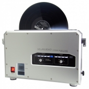Klaudio KD-CLN-LP200 LP Vinyl Record Ultrasonic Cleaner with Dryer