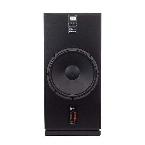 Klipsch Forte III Floorstanding Speaker (Black Ash)
