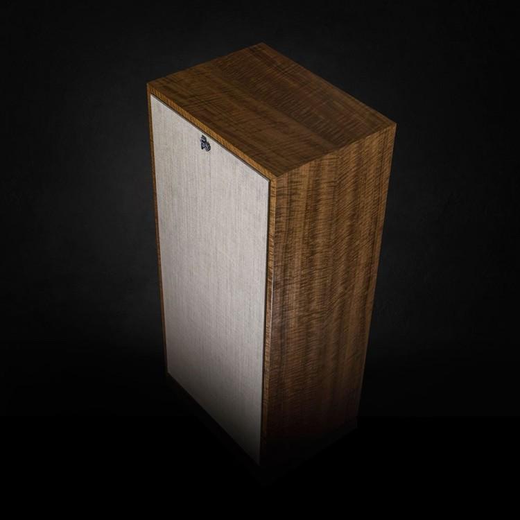 klipsch forte 3. klipsch forte iii special edition floorstanding speaker (california black walnut) 3