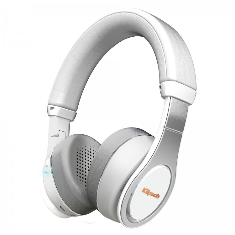 Klipsch Reference On-Ear Bluetooth Headphones (White)