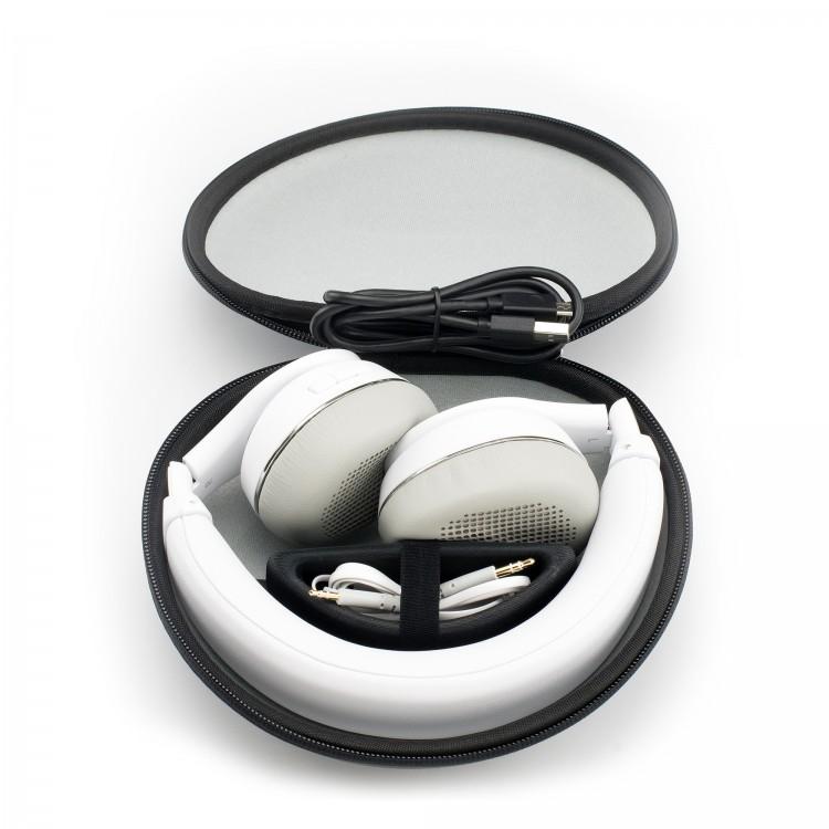 klipsch reference on ear bluetooth headphones white. Black Bedroom Furniture Sets. Home Design Ideas