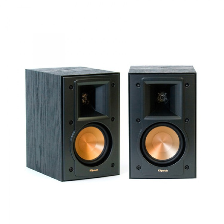 klipsch rb 41 ii bookshelf speakers pair display model. Black Bedroom Furniture Sets. Home Design Ideas