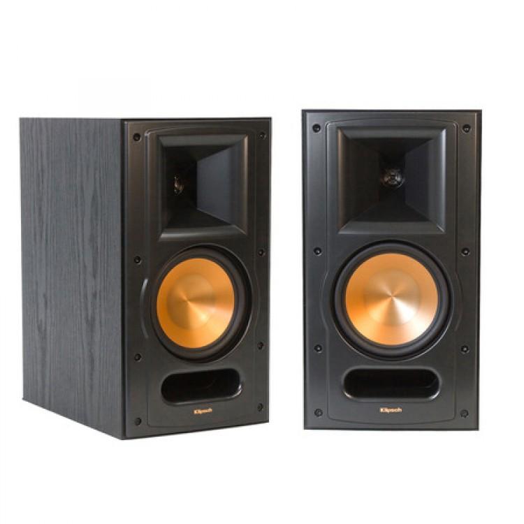 klipsch rb 61 ii bookshelf speakers pair display model. Black Bedroom Furniture Sets. Home Design Ideas