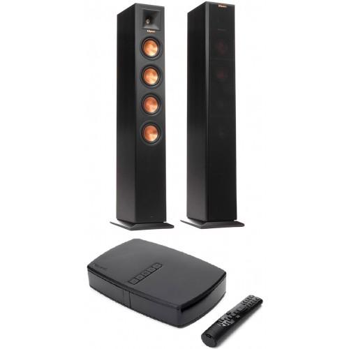 klipsch wireless rp 440wf speaker pair free rp hub1 hd. Black Bedroom Furniture Sets. Home Design Ideas